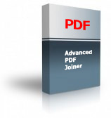 Advanced PDF Joiner Product Box