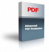 Advanced PDF Protector Product Box