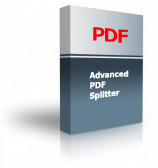 Advanced PDF Splitter Product Box