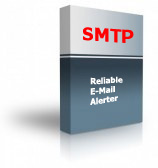Reliable E-Mail Alerter Product Box
